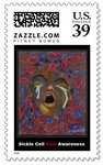 Sickle Cell Pain Awareness Stamp