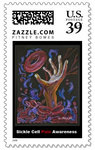 Hope - Sickle Cell Pain Awareness Stamp