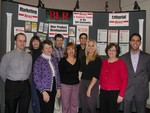 BLR Staff Celebrate Selection as one of Best Places to Work in CT