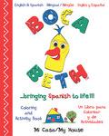 BOCA BETH Bilingual Color/Activity Book