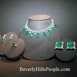 Harry Winston Emerald Ensemble