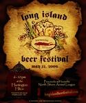 Long Island Beer Festival Flyer