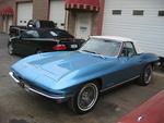 Restored 1967 Corvette