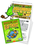 Rustle the Leaf's Earth Day Book