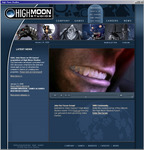 High Moon Studios Website Scores a Silver ADDY