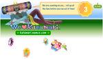 ADDY Winner - Katamari Banner