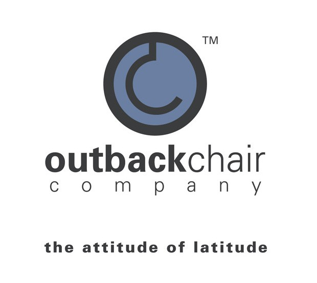 Outback Chair Company LogoLogo For Outback Chair Company, Manufacturer And  Distributor Of Imaginatively Designed, Well Made Hanging Furniture And  Hammocks ...
