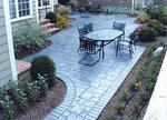 Concrete Patios: The new material of choice for today's patio