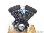 NEW S&S 97 Wrinkle Black and Chrome Evolution Motor