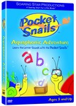 Pocket Snails Aquaphonic Adventure is the newest title in the award-winning DVD series.