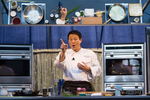 Celeb Chef Ming Tsai at Clarke Event
