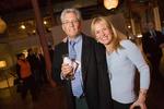 Pam Fletcher and John Rice of New England Living