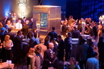 Crowds Mingle At Freeze Gala