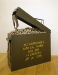 "Rajie Cook's ""Ammo Box"", 2003"