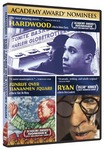 A new DVD release of Academy Award nominated short films: Hardwood, Ryan, & Sunrise Over Tianamen Square.