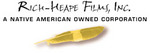 Corporate Logo for Rich-Heape Films, Inc. of Dallas, Texas