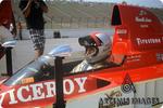 Mario Andretti Formula 5000 Ontario Motor Speedway 1974