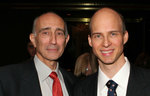 Dr. Leo Galland with son and co-author Jonathan. They have written the Fat Resistance Diet.