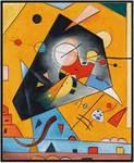 Kandinsky - Harmonie Tranquille (Quiet Harmony)