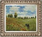Monet Oil Painting