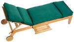 Sun Lounger with Cushion