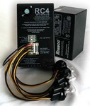 RC4-RX4-HO High Output Receiver/Power Driver