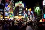 Japan Night Scene