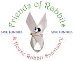 Friends of Rabbits & House Rabbit Sanctuary logo