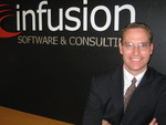 Clate Mask, President of Infusion Software