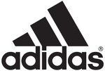 adidas Logo - Black