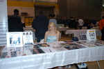 Actress Alana Curry at 2003 World Health Expo