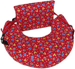 Viva! Nursing Pillow, Red ABC Pattern