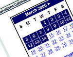 GVRL.com provides a calendar you can use to take resevations and payments from any Web site.