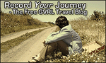 Travelers visit GVRL.com to make and pay for reservations and to create free online photo albums and travel blogs.