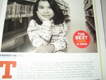 Fastest Child Writer by Seattle Magazine