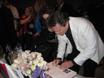 "Instant Photo Guest Books Created at the ""Night of 100 Stars"" Oscar Gala"