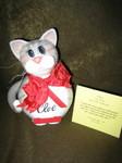 Cloe- Cool Cat Gourd Show Winner!