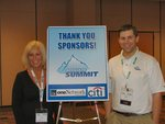 Affiliate Summit Organizers: Missy Ward and Shawn Collins