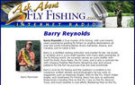 Barry Reynolds - Pike on the Fly
