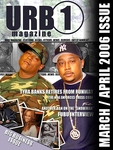 URB1 Magazine FUBU Founders Cover Issue