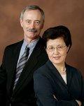 FBCx Inventors Drs. Joe Artiss and Cathy Jen