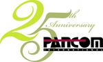 PanCom 25th Anniversary Logo