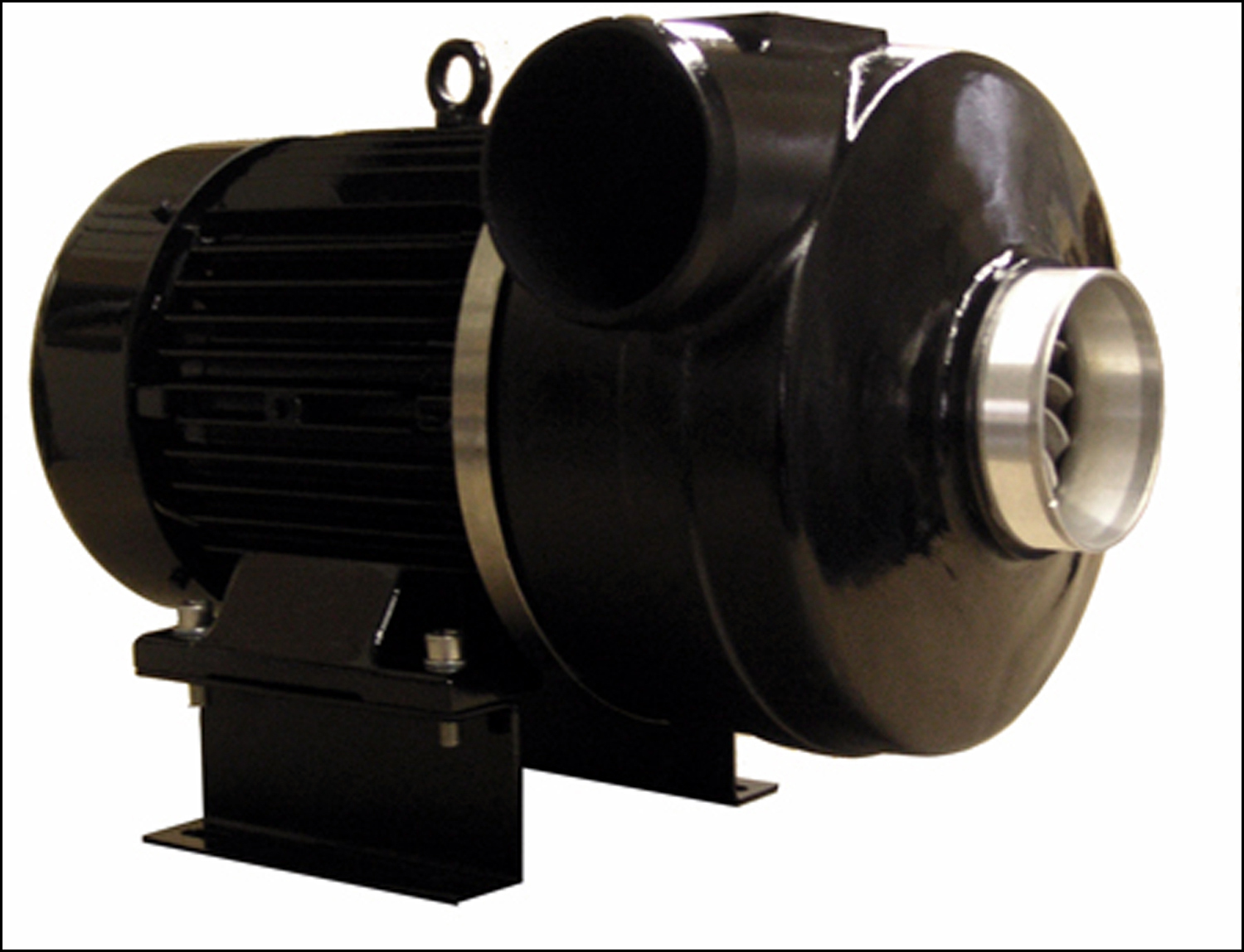 Industrial Blower Parts : Variable speed direct drive motors slash air knife and