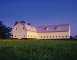 Old Fields - Original Barn at the Scott Farm