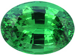 120.68 cts can claim a title of the largest tsavorite in the world discovered to date.