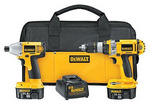 Dewalt DC984IA-Heavy-Duty  Cordless Hammerdrill