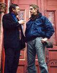 Angel Orensanz et Jeremy Irons