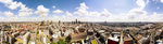 Panoramic London View from the Roof of the Golden Gallery