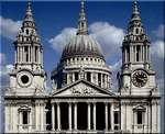 West View - Upper Floors of St Pauls Cathedral
