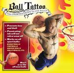 Ball Tattoo Package Front